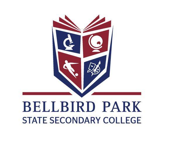 Bellbird Park State Secondary College校徽