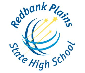 Redbank Plains State High School校徽