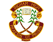 Ingham State High School校徽