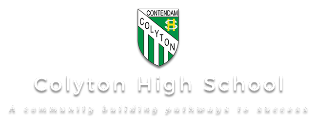 Colyton High School校徽