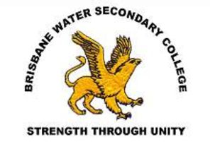 Brisbane Water Secondary College Woy Woy Campus校徽