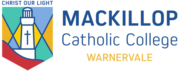 MacKillop Catholic College, Warnervale校徽