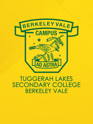 Tuggerah Lakes Secondary College Berkeley Vale校徽