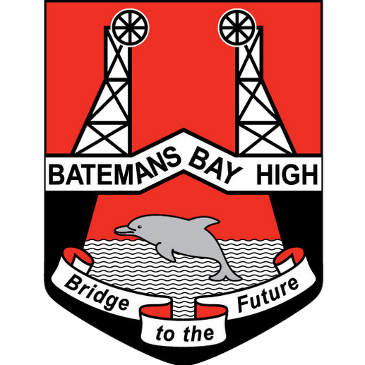 Batemans Bay High School校徽