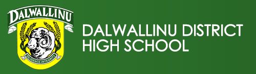 Dalwallinu District High School校徽