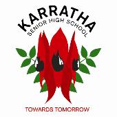 Karratha Senior High School校徽