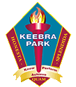 Keebra Park State High School校徽