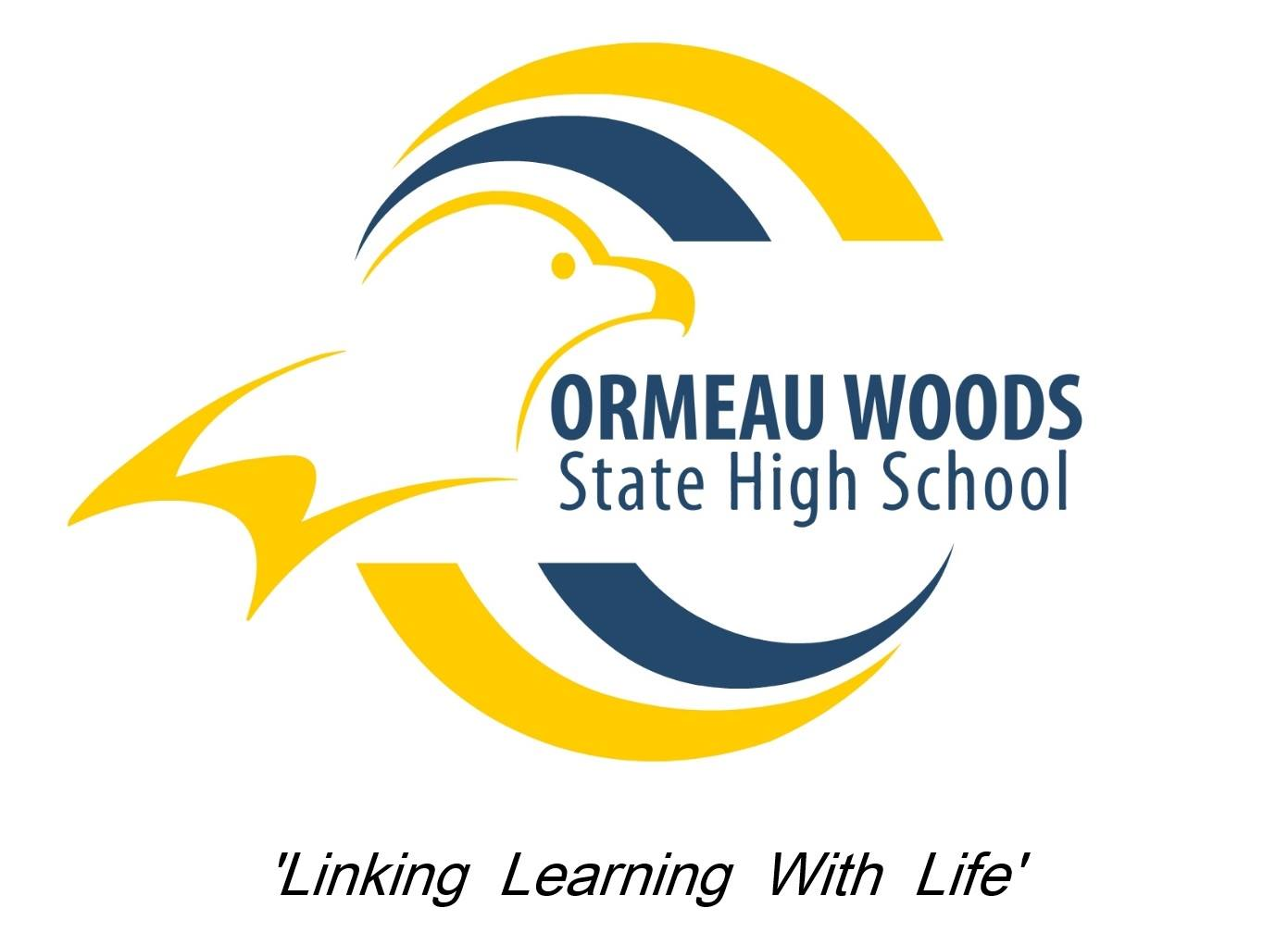 Ormeau Woods State High School校徽