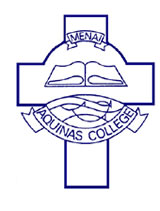 Aquinas Catholic College Menai校徽
