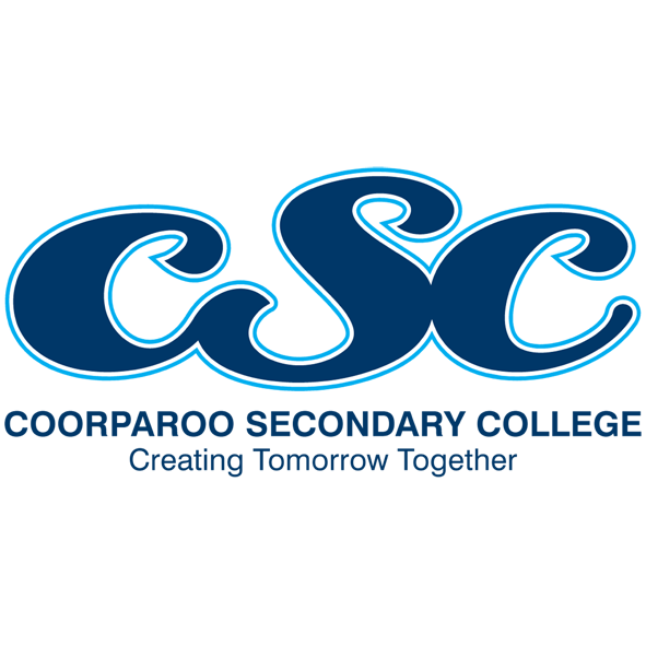 Coorparoo Secondary College校徽