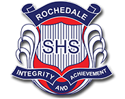 Rochedale State High School校徽