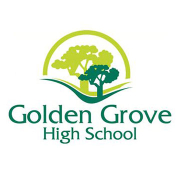 Golden Grove High School校徽