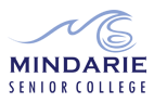 Mindarie Senior College校徽