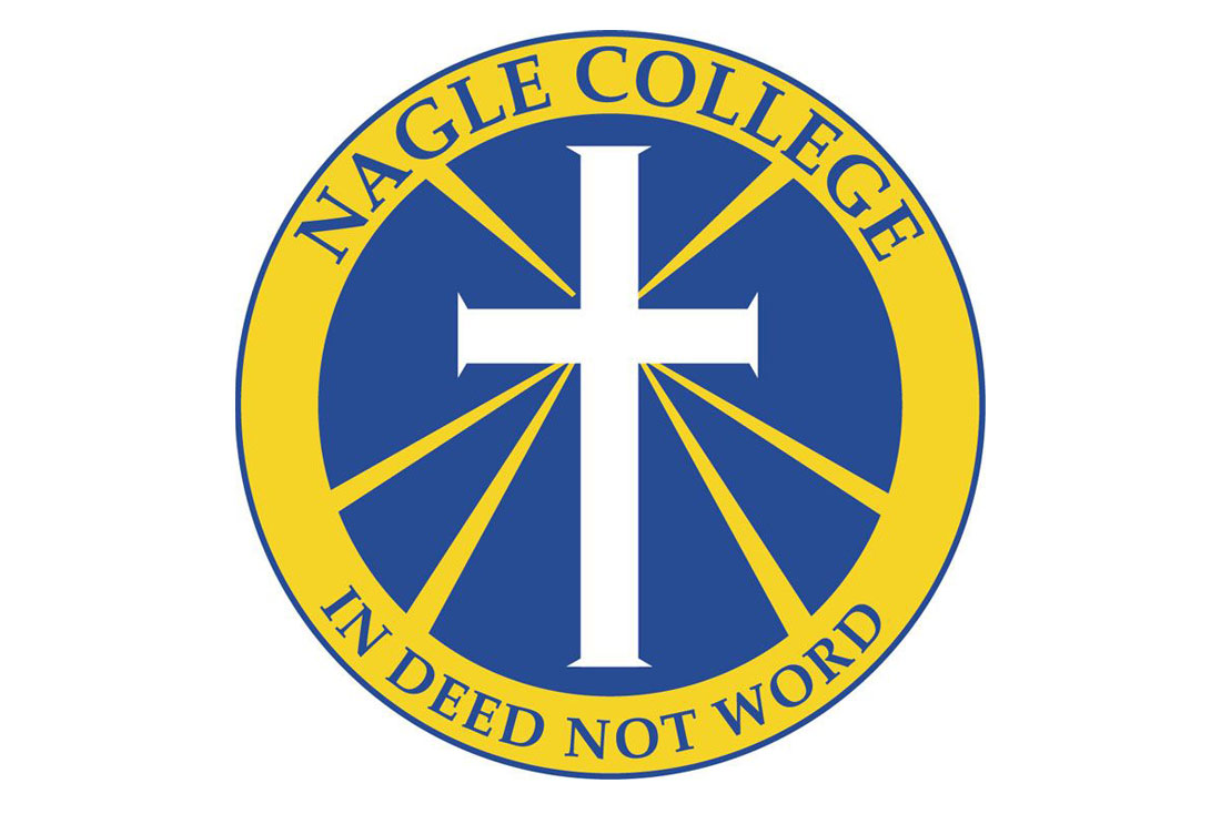 Nagle College, Blacktown校徽