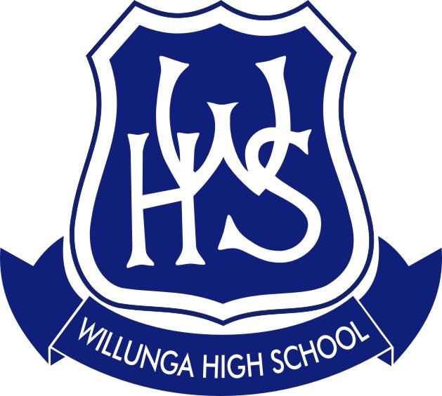 Willunga High School校徽