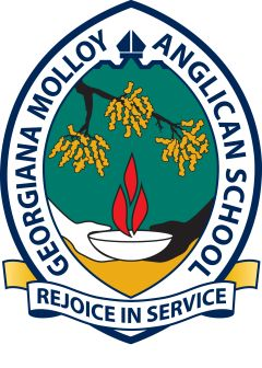 Georgiana Molloy Anglican School校徽
