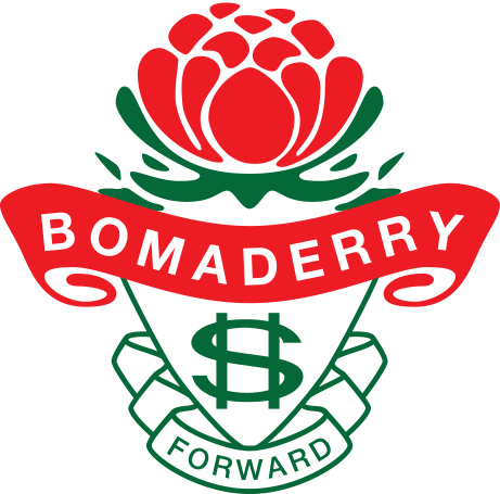 Bomaderry High School校徽