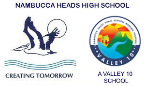 Nambucca Heads High School校徽