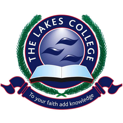 The Lakes College校徽