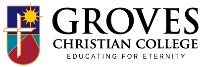 Groves Christian College校徽