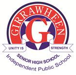 Girrawheen Senior High School校徽