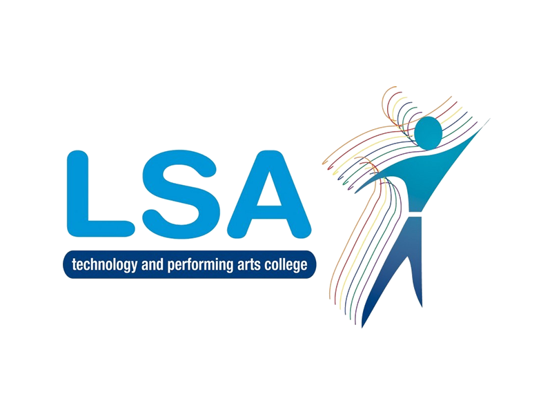 LSA Technology and Performing Arts College校徽