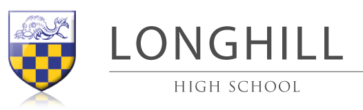 Longhill High School校徽