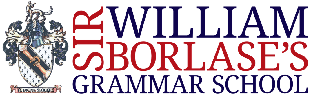 Sir William Borlase's Grammar School校徽