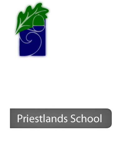 Priestlands School校徽