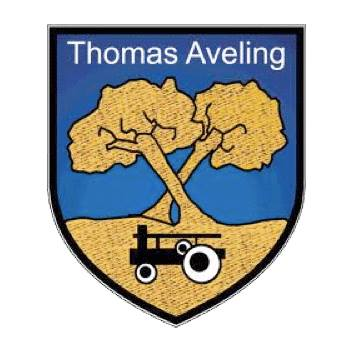 The Thomas Aveling School校徽