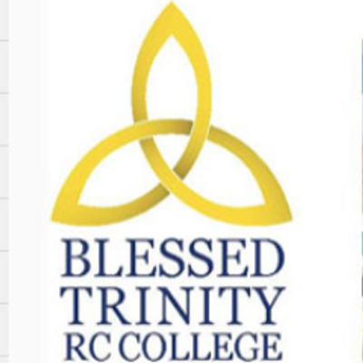 Blessed Trinity RC College, Burnley, Lancashire校徽