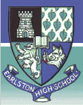 Earlston High School校徽