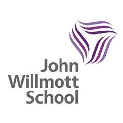 John Willmott School校徽