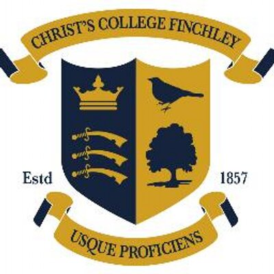 Christ's College Finchley校徽