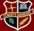 St. Mary's Secondary School Edenderry校徽
