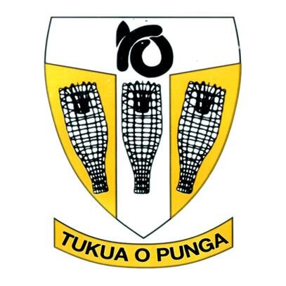 Tikipunga High School校徽