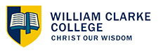 William Clarke College校徽
