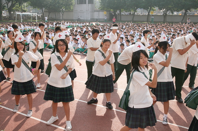 百齡高中國中部
