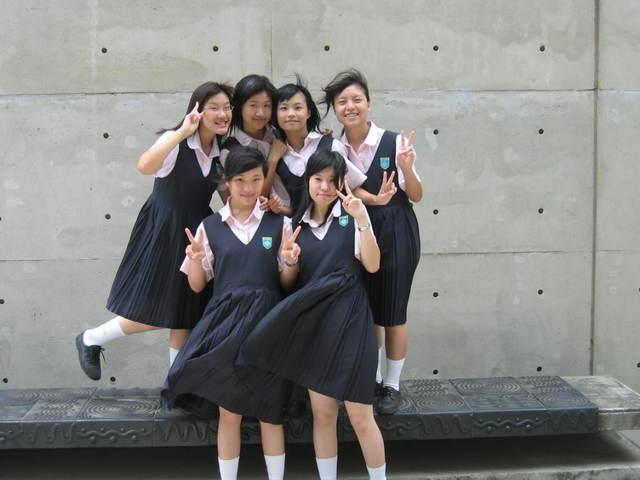薇閣高中國中部1