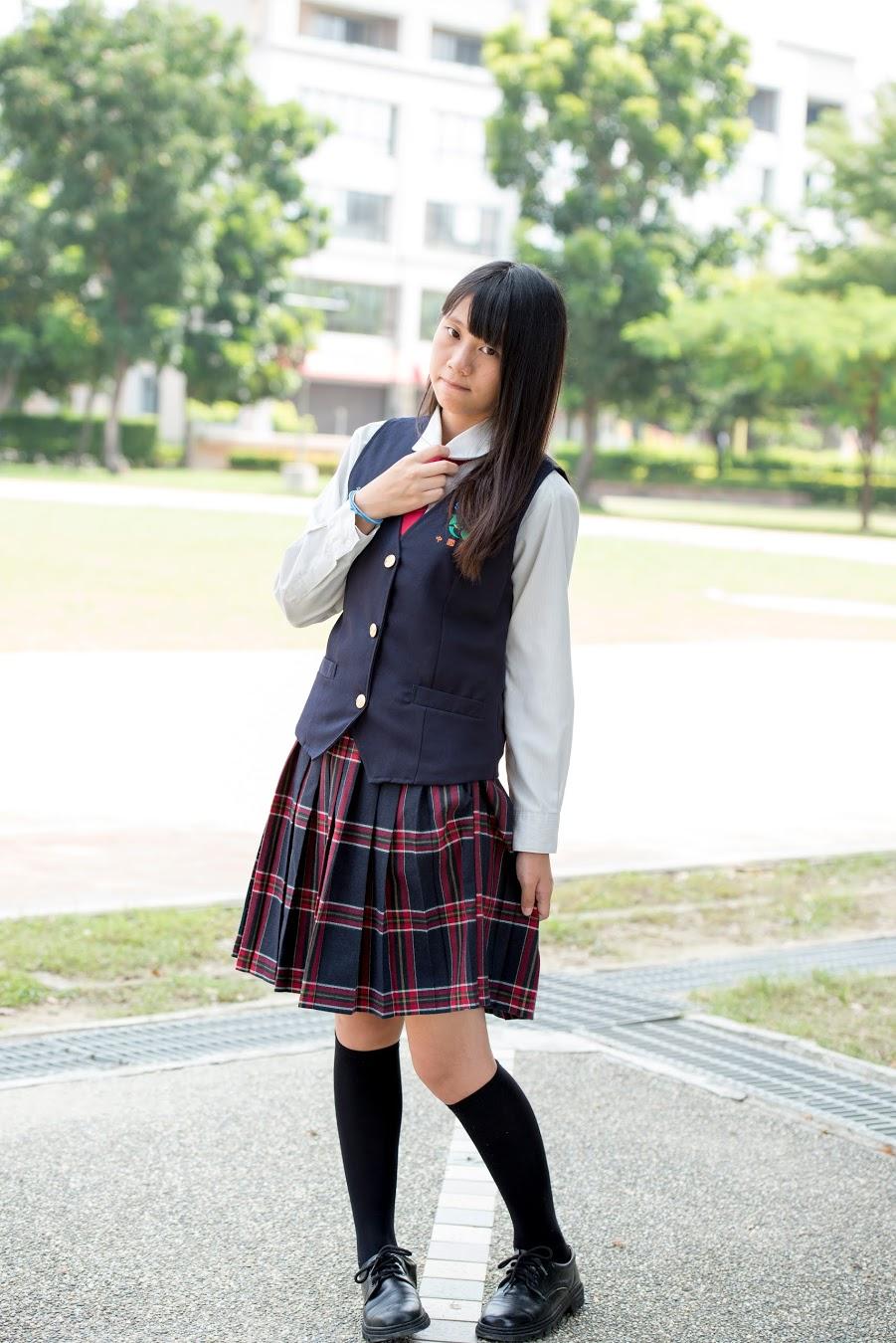 台南市 — 原台南縣地區各國中制服總結&最好看的8款制服