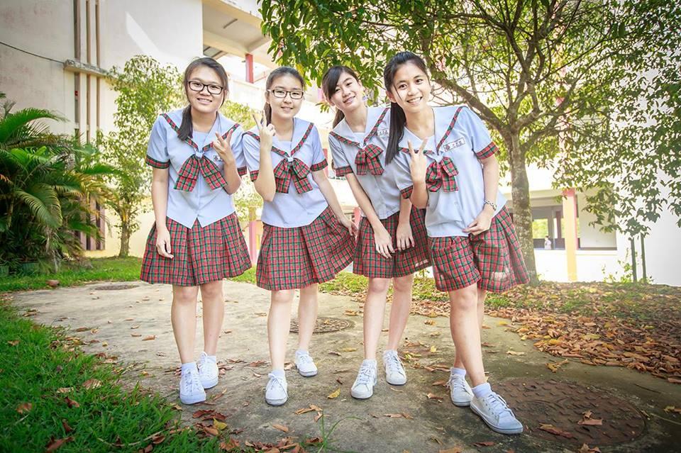 馬來西亞 — 砂拉越州各華文中學制服介紹 Part1 (華文獨立中學) (2017.5.17 更新)