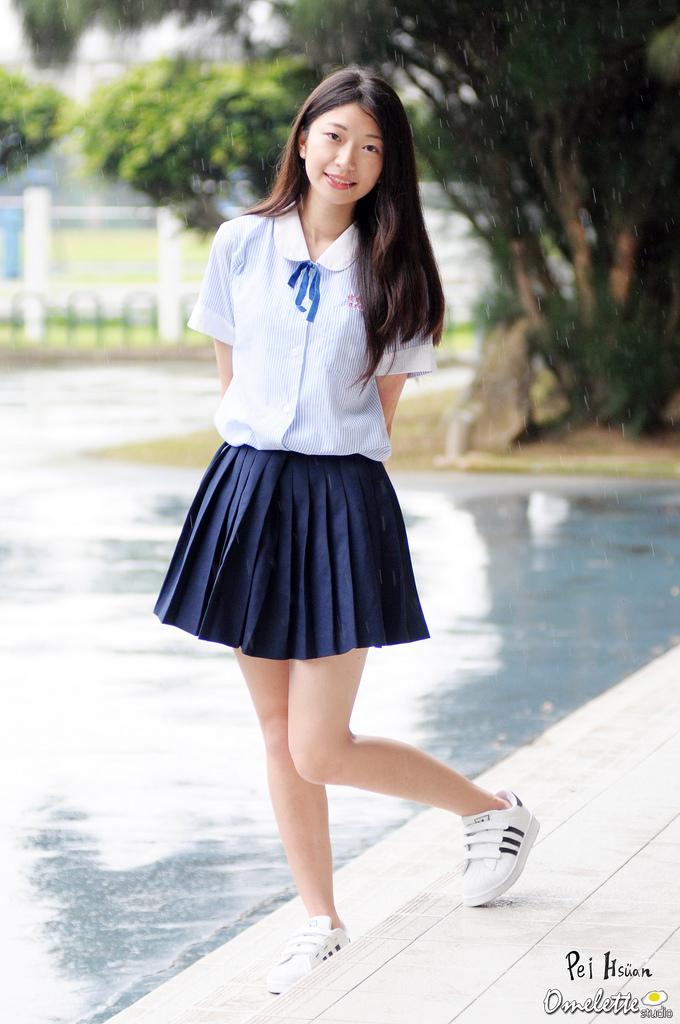 竹東高中 x 歐姆蛋