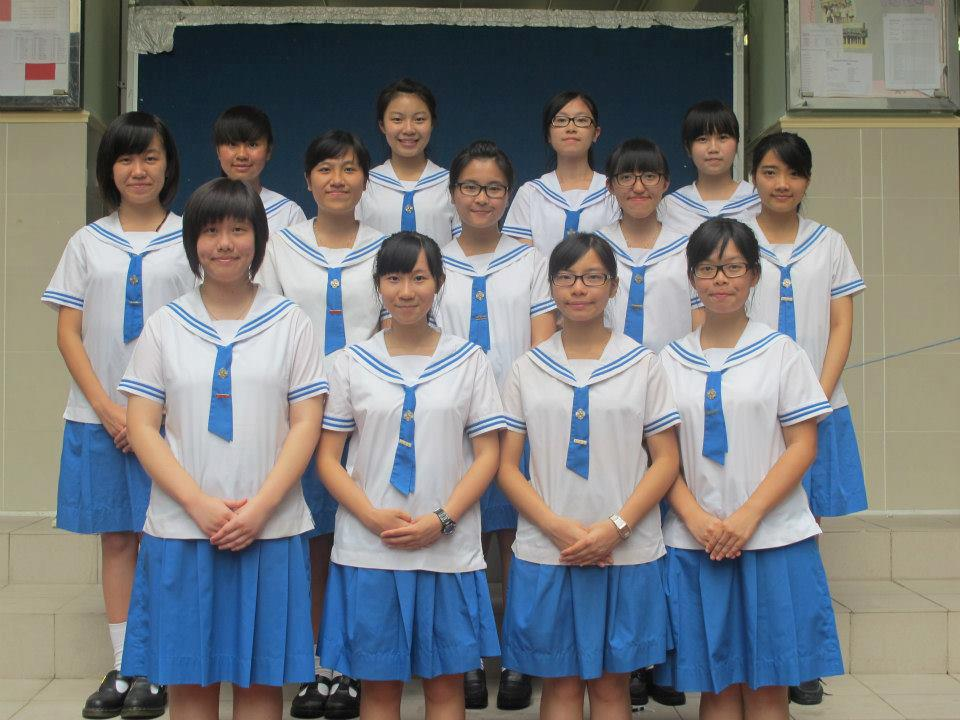 香港中學各類型制服討論(2) — 水手服