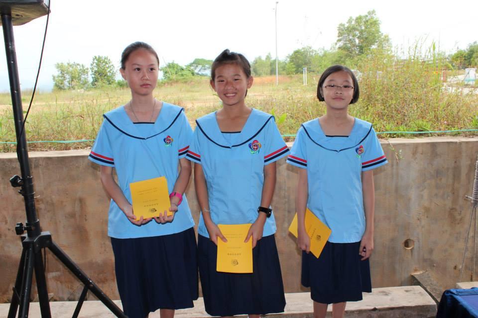 馬來西亞 — 彭亨州各華文中學制服介紹