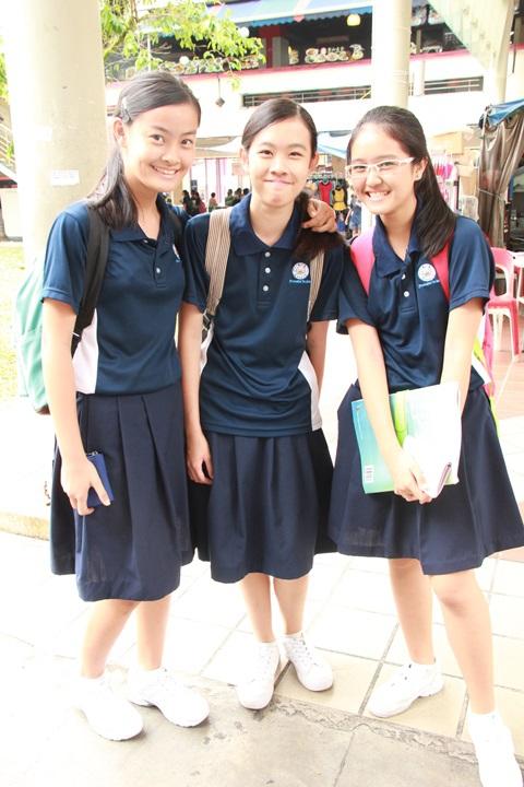新加坡 — 中部社區各中學制服介紹 Part2