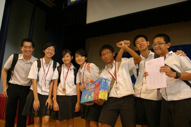 新加坡 — 西北社區各中學制服介紹 Part2