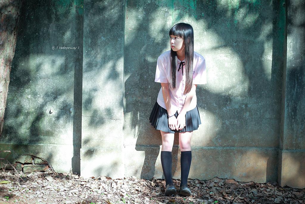 瀏海是很重要的 ~ ^^ by A-Ken