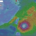 超美的氣象資訊圖- Windyty