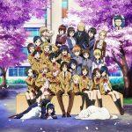《妄想學生會》將推出劇場版,日本預定2017年7月21日上映