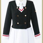 《庫洛魔法使》友枝中學校制服預購中,一起來和小櫻小狼穿上同樣的制服吧